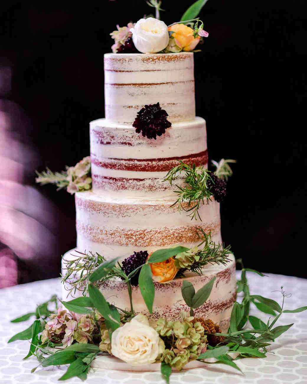 wedding cakes falling over fall wedding cakes 24342