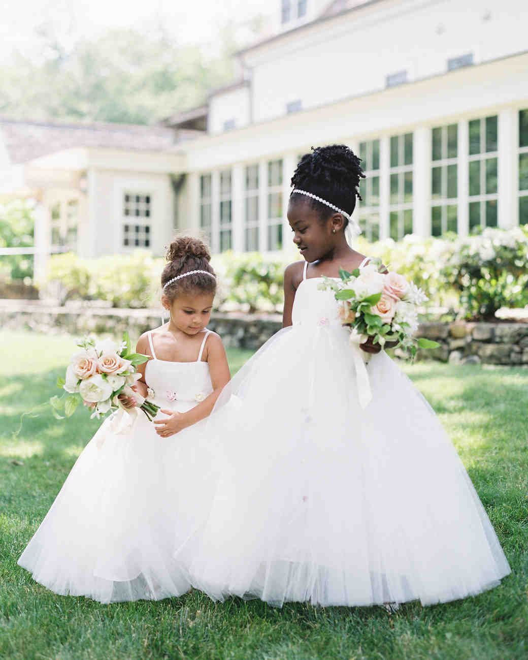 Wedding Flower Girl: Adorable Hairstyle Ideas For Your Flower Girls