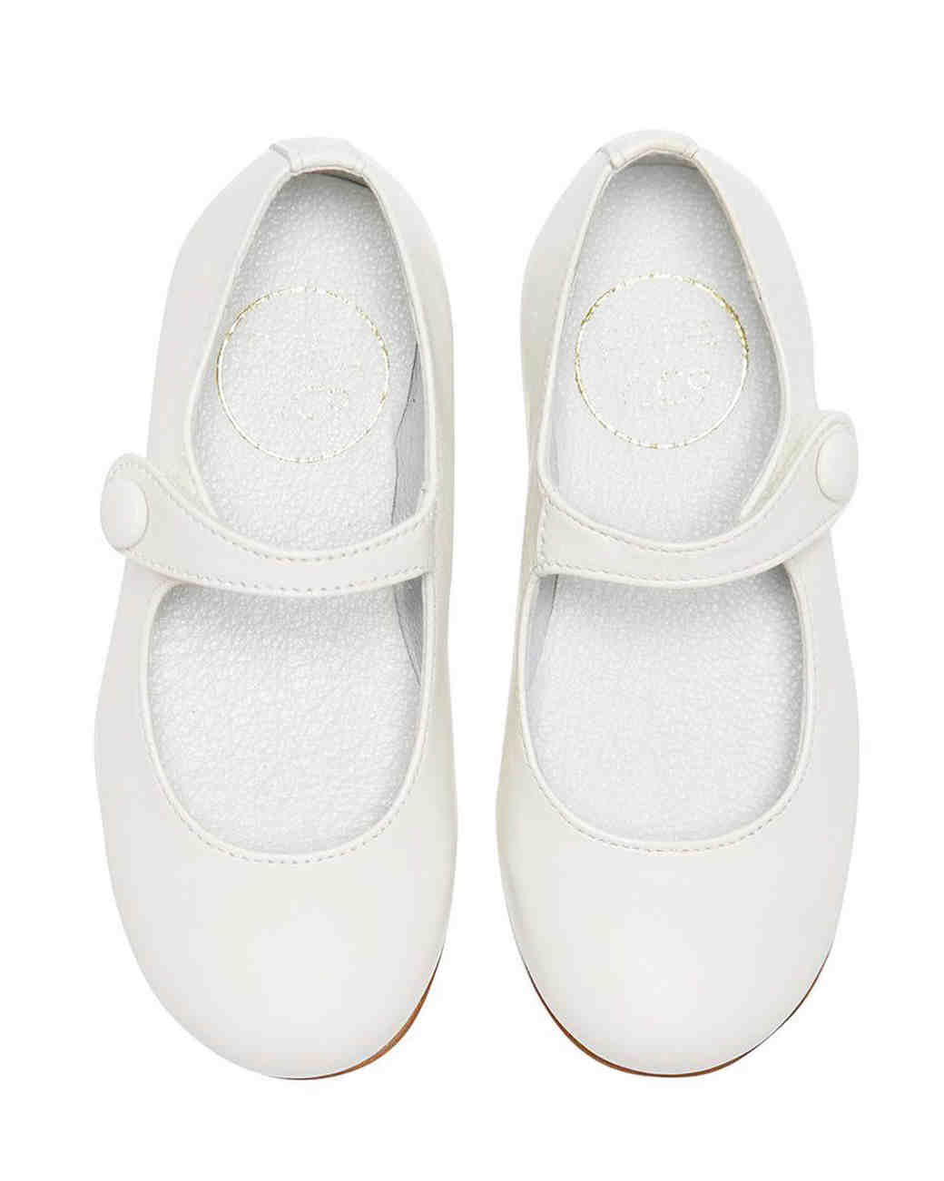 21de722e662 Adorable Shoes to Complete Your Flower Girl s Big-Day Look