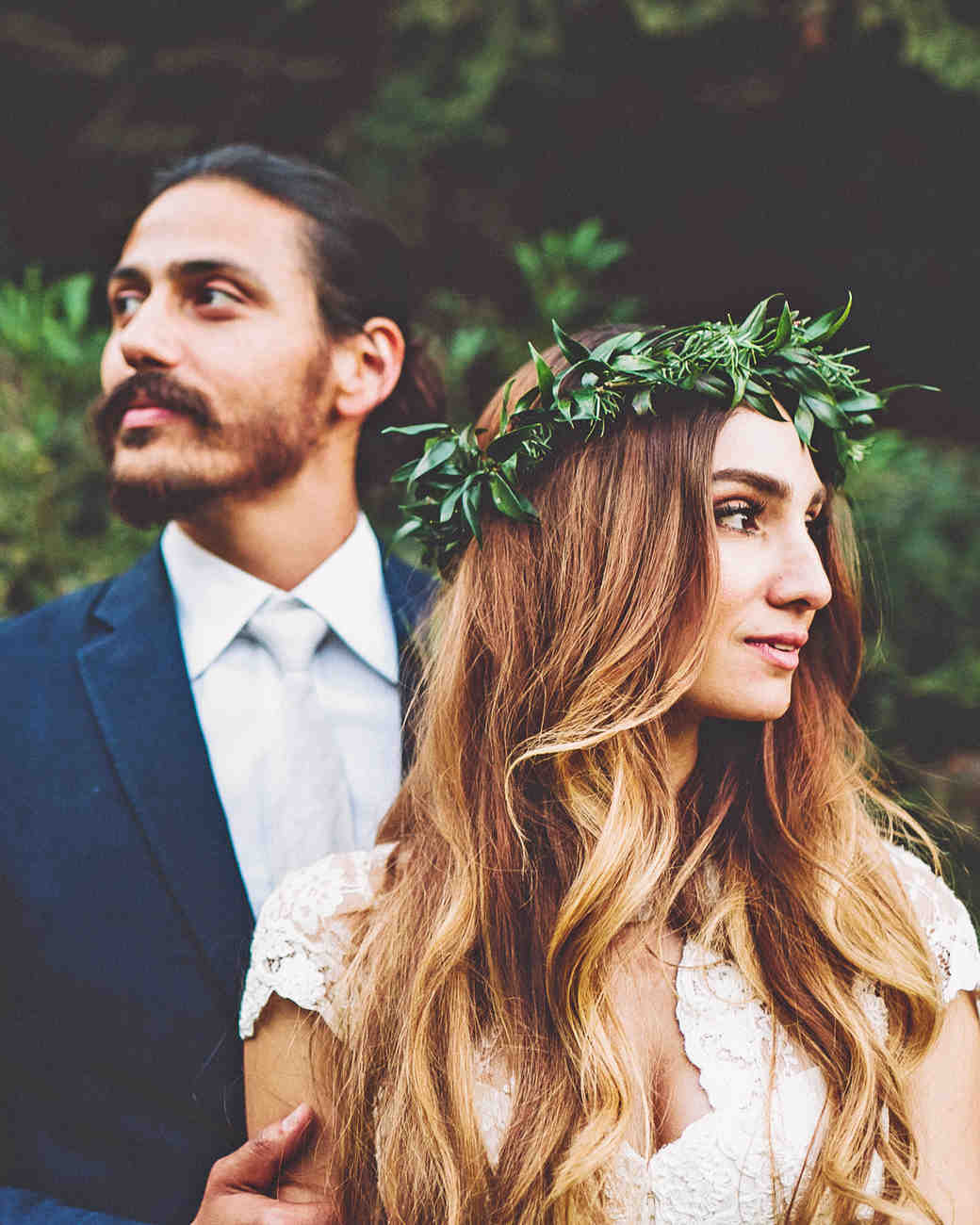 greenery crowns gina and ryan
