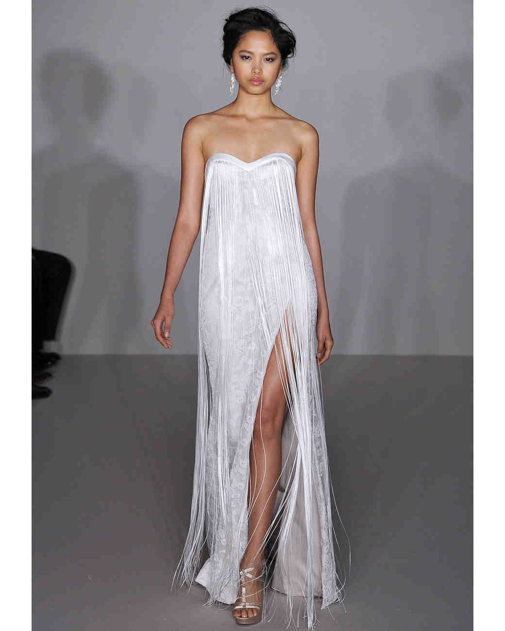 White Hollywood Dress