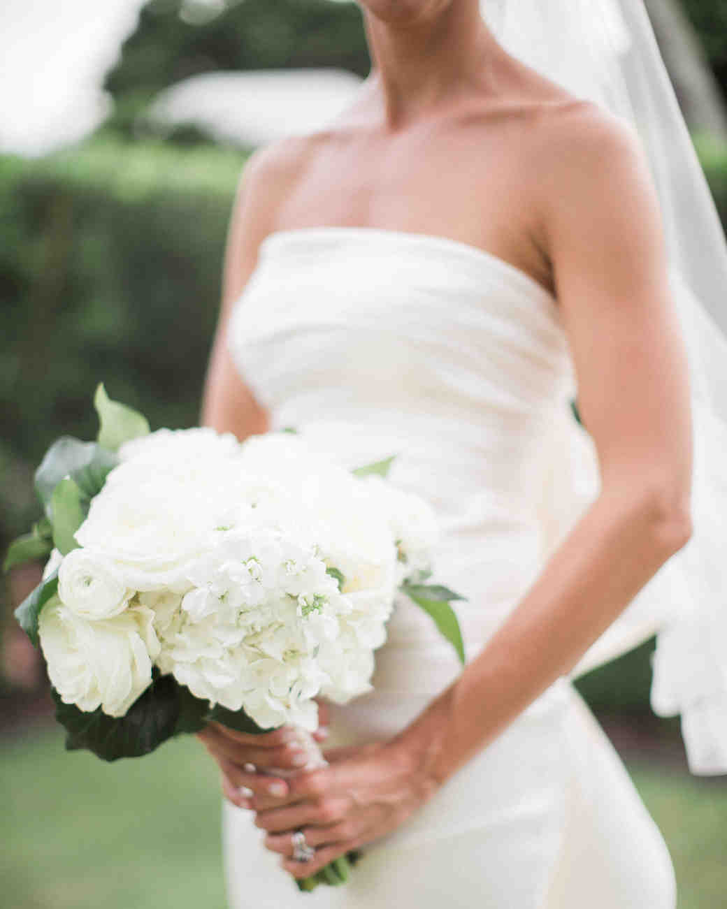 20 Hydrangea Wedding Bouquets Any Bride Would Love Martha Stewart