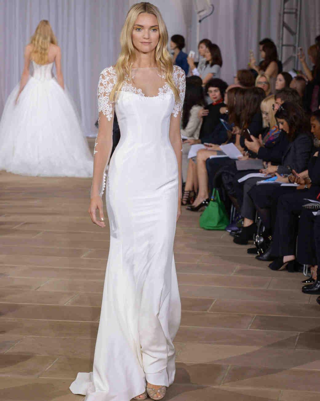 Ines di Santo Fall 2016 Wedding Dress Collection | Martha Stewart ...