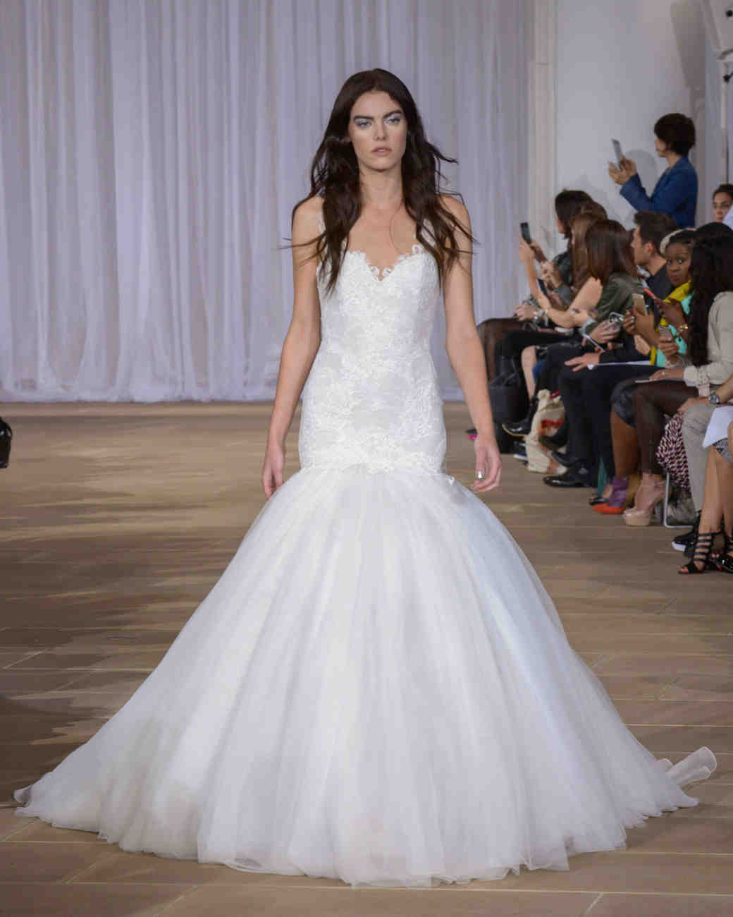 Di Santo Wedding Gowns: Ines Di Santo Fall 2016 Wedding Dress Collection
