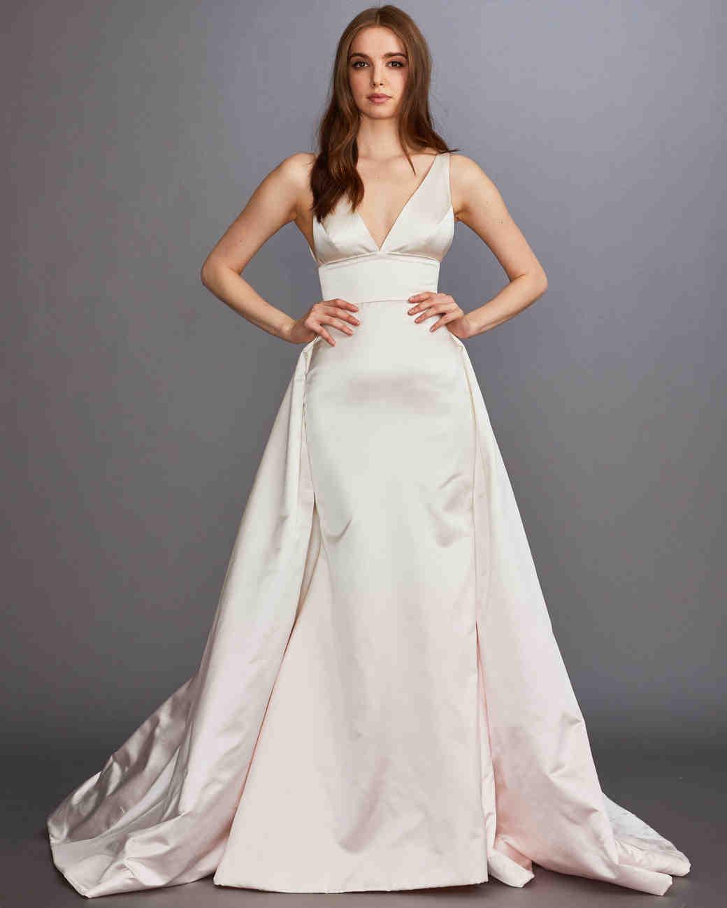 39e77d6a Lazaro Beaded Sweetheart Bodice With Full Tulle Skirt Wedding Dress ...