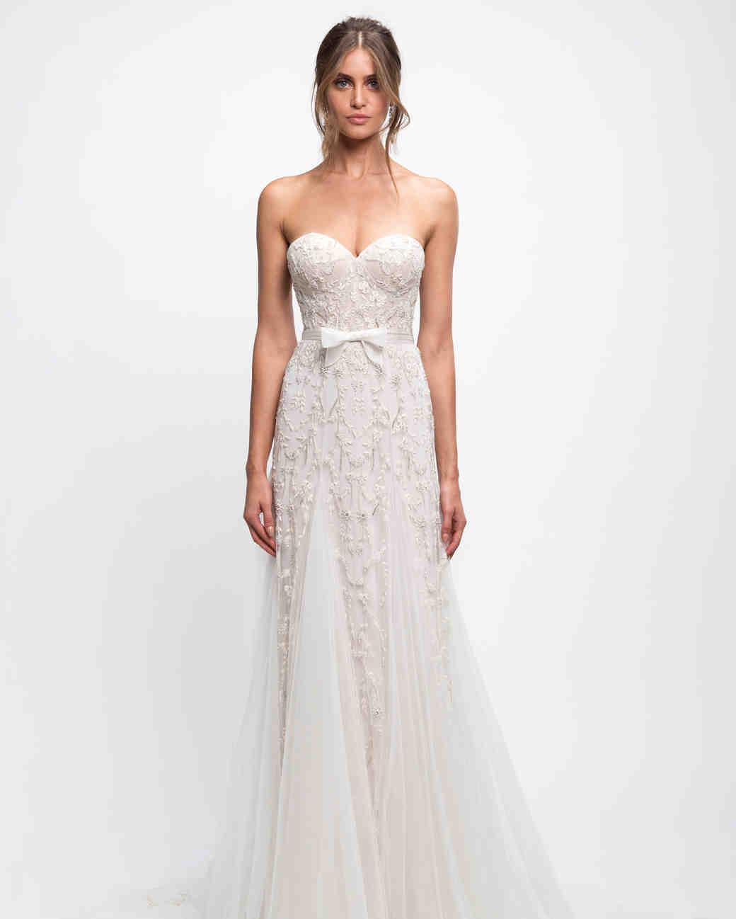 58 Wedding Dresses with Bows | Martha Stewart Weddings