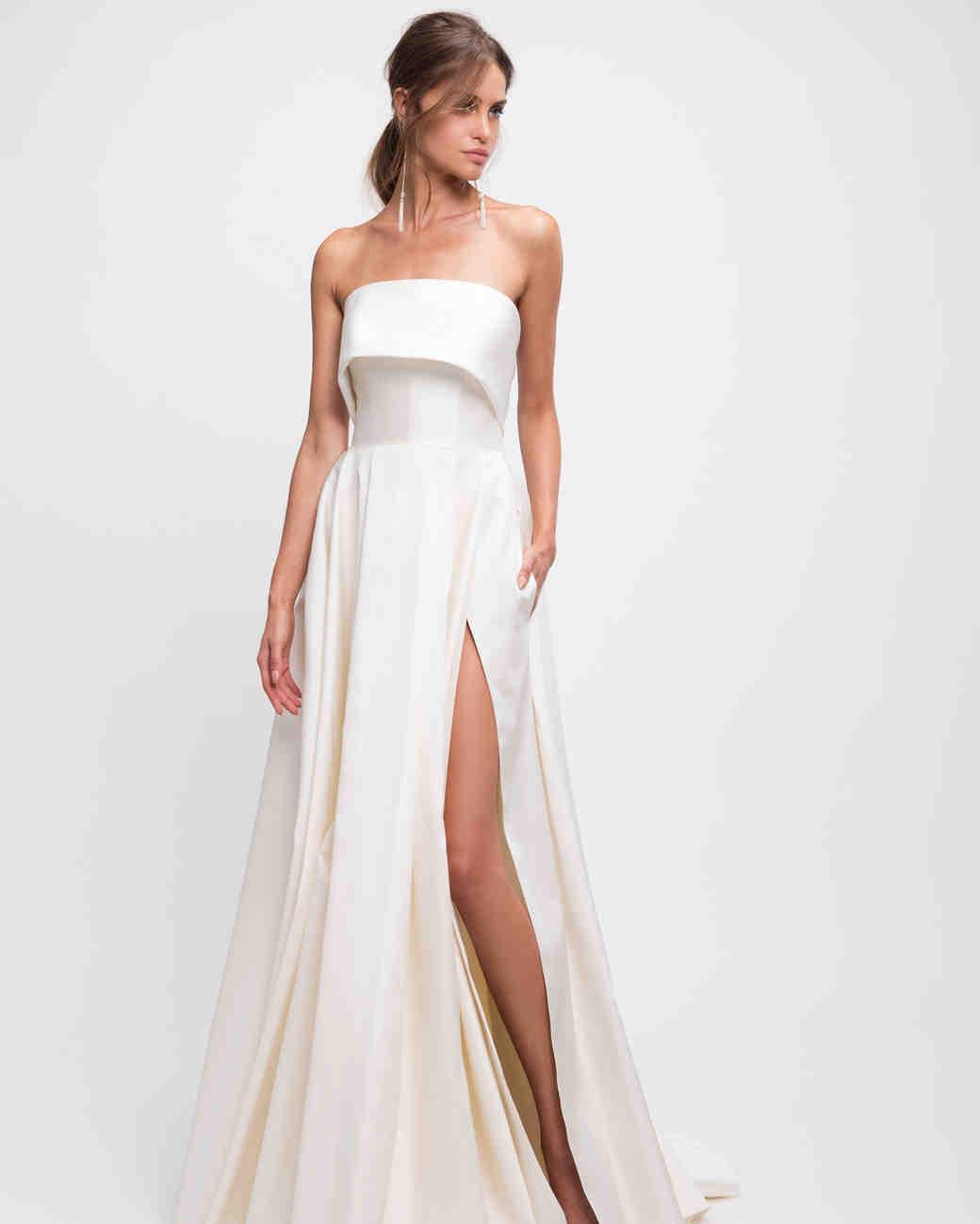Lihi Hod Fall 2019 Wedding Dress Collection Martha Stewart Weddings