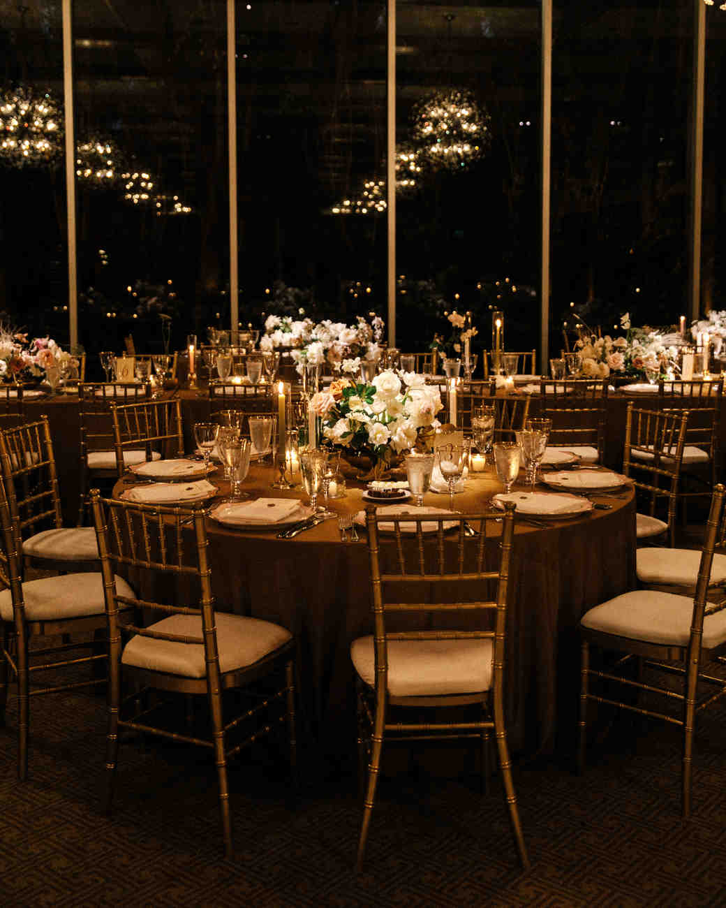 mia patrick wedding reception round tables