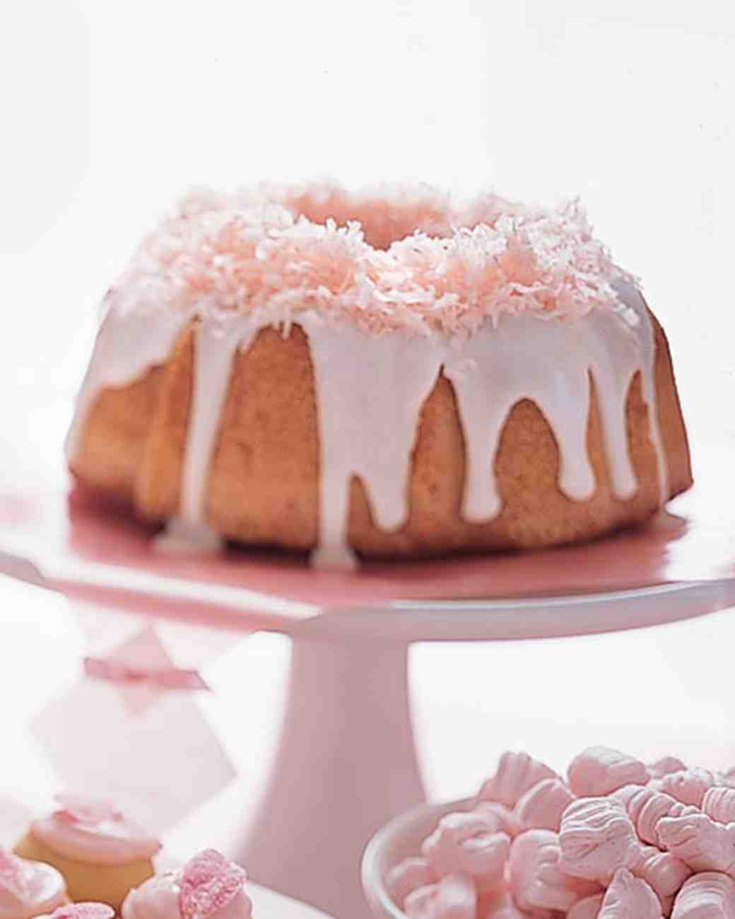Martha Stewart Bundt Cake Recipes