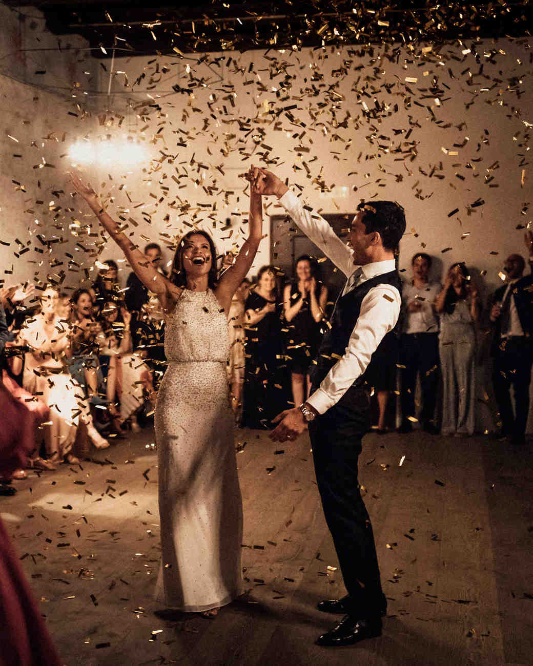 This Couple Tied the Knot in a Tiny Church in Italy—and Then Celebrated at a Castle