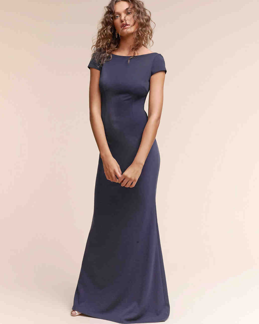 8fba648acde 35 Navy Dresses for Classic Mothers of the Bride and Groom