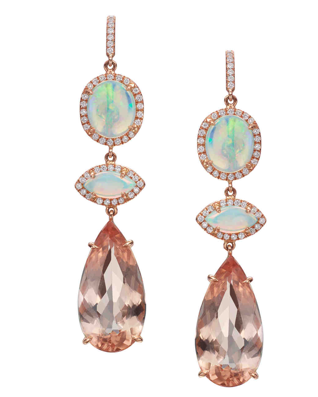 21 White Opal Jewelry Pieces That Will Make You Shine on Your