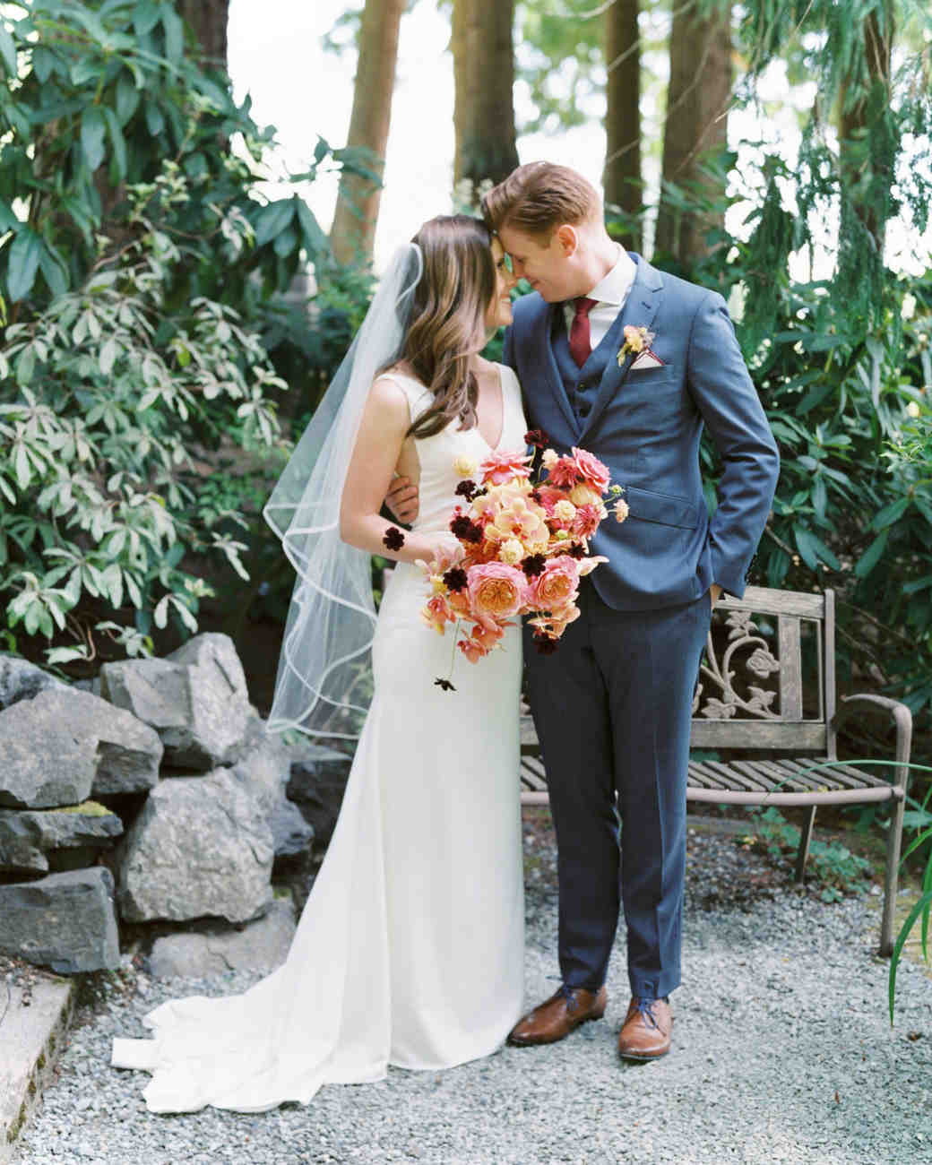 paige matt wedding first look