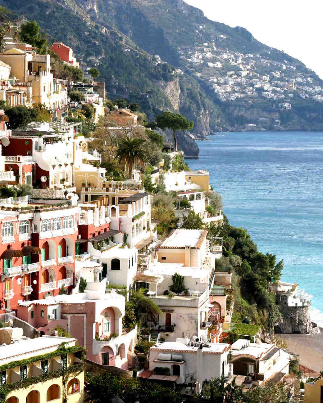 romantic place italy sorrento