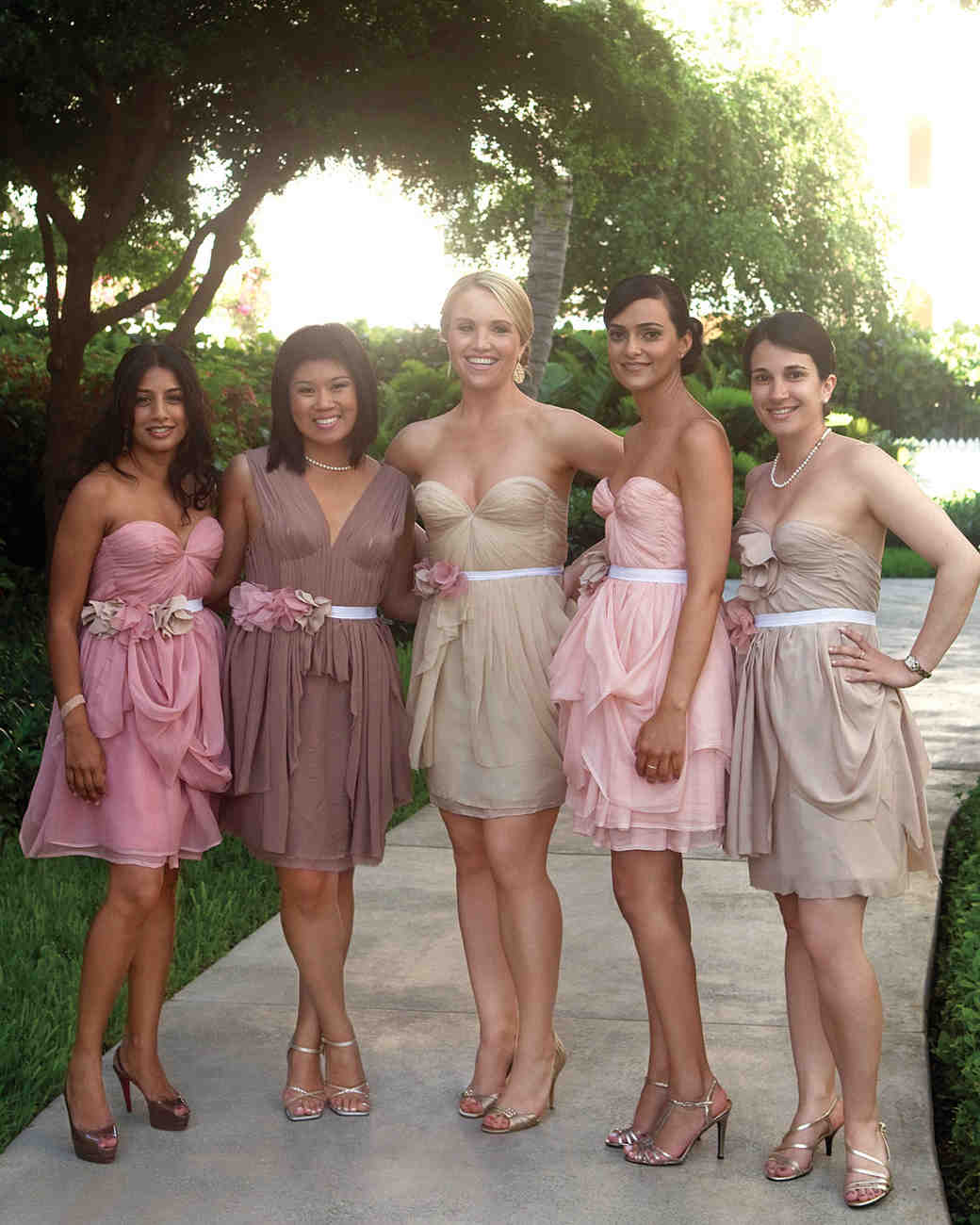 Peter soms 7 tips for dressing your bridesmaids martha stewart peter soms 7 tips for dressing your bridesmaids martha stewart weddings ombrellifo Choice Image