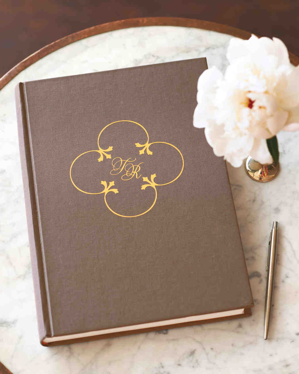 46 Guest Books from Real Weddings | Martha Stewart Weddings