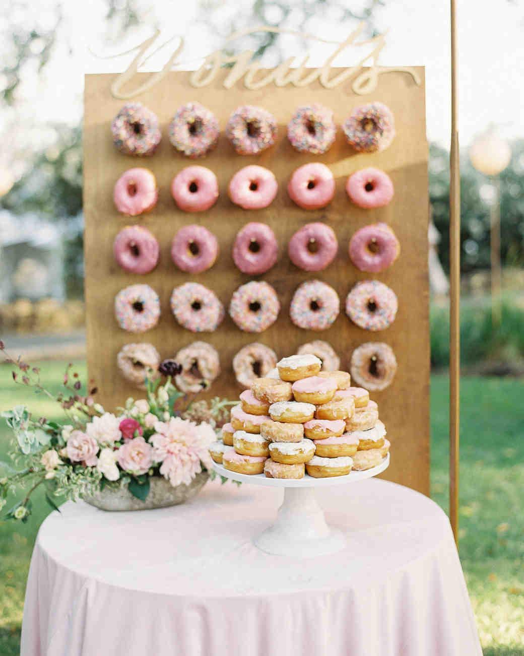 wedding donuts carlie statsky