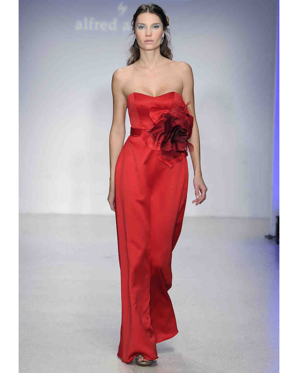 Alfred Angelo, Fall 2013 Bridesmaid Collection | Martha Stewart Weddings