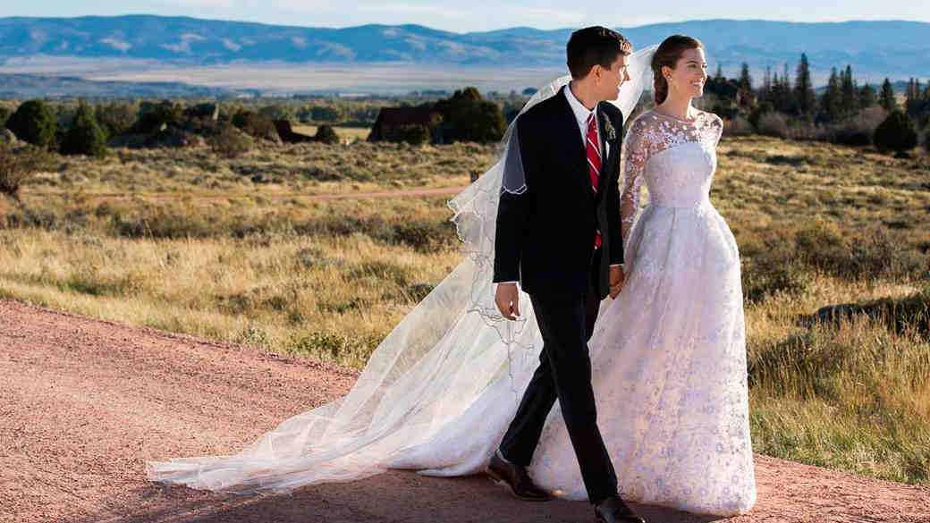 Allison Williams and Ricky Van Veen Used Store-Bought Funfetti Mix for Their Wedding Cake