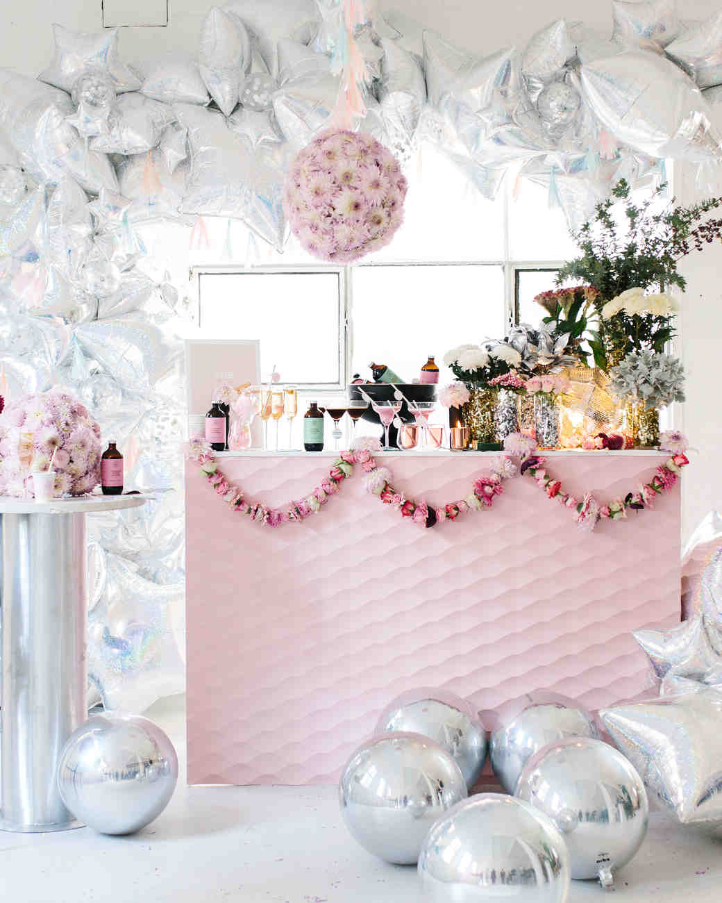 Creative Bachelorette Party Decoration Ideas | Martha Stewart Weddings