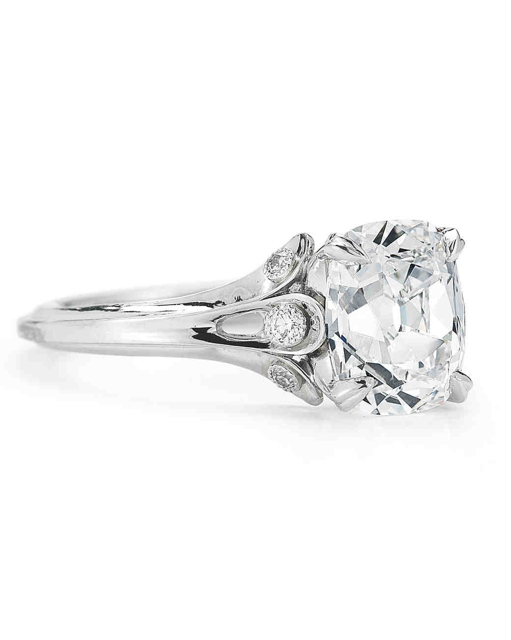 Get the Look CelebrityInspired Engagement Rings Martha Stewart