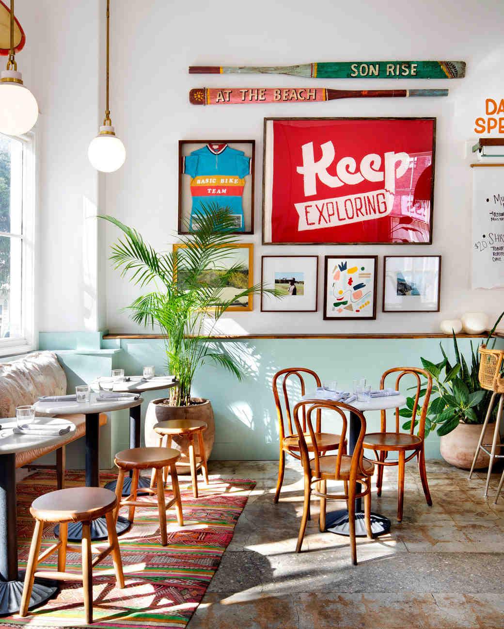 Charleston Guide, Basic Kitchen Interior