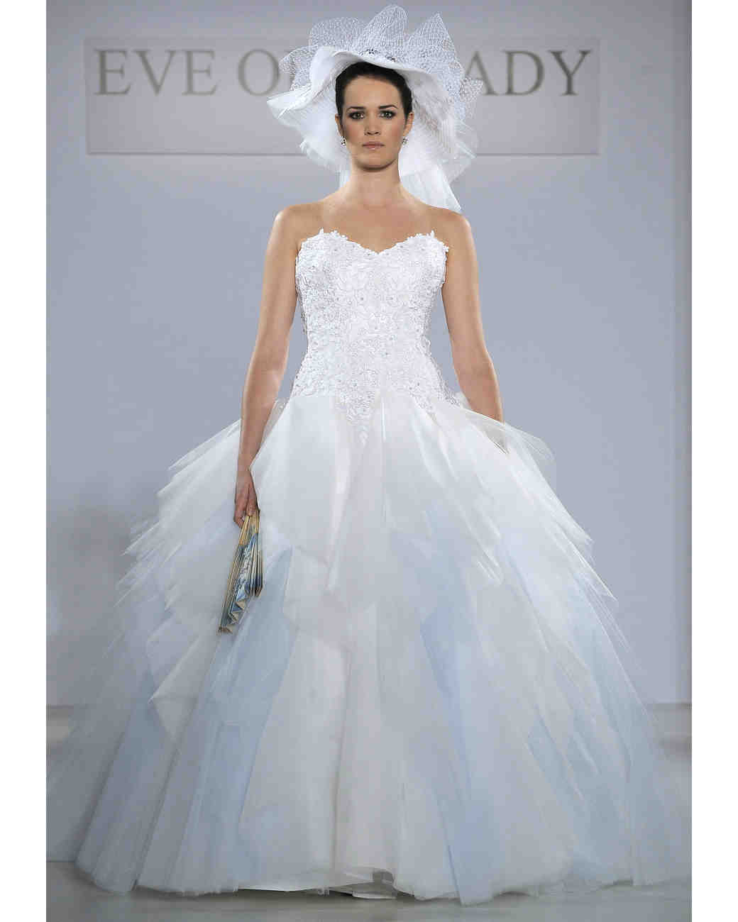 Colored Wedding Dresses, Fall 2013 | Martha Stewart Weddings