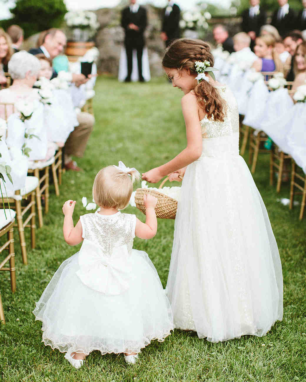 1a85be4d9 Adorable Hairstyle Ideas for Your Flower Girls