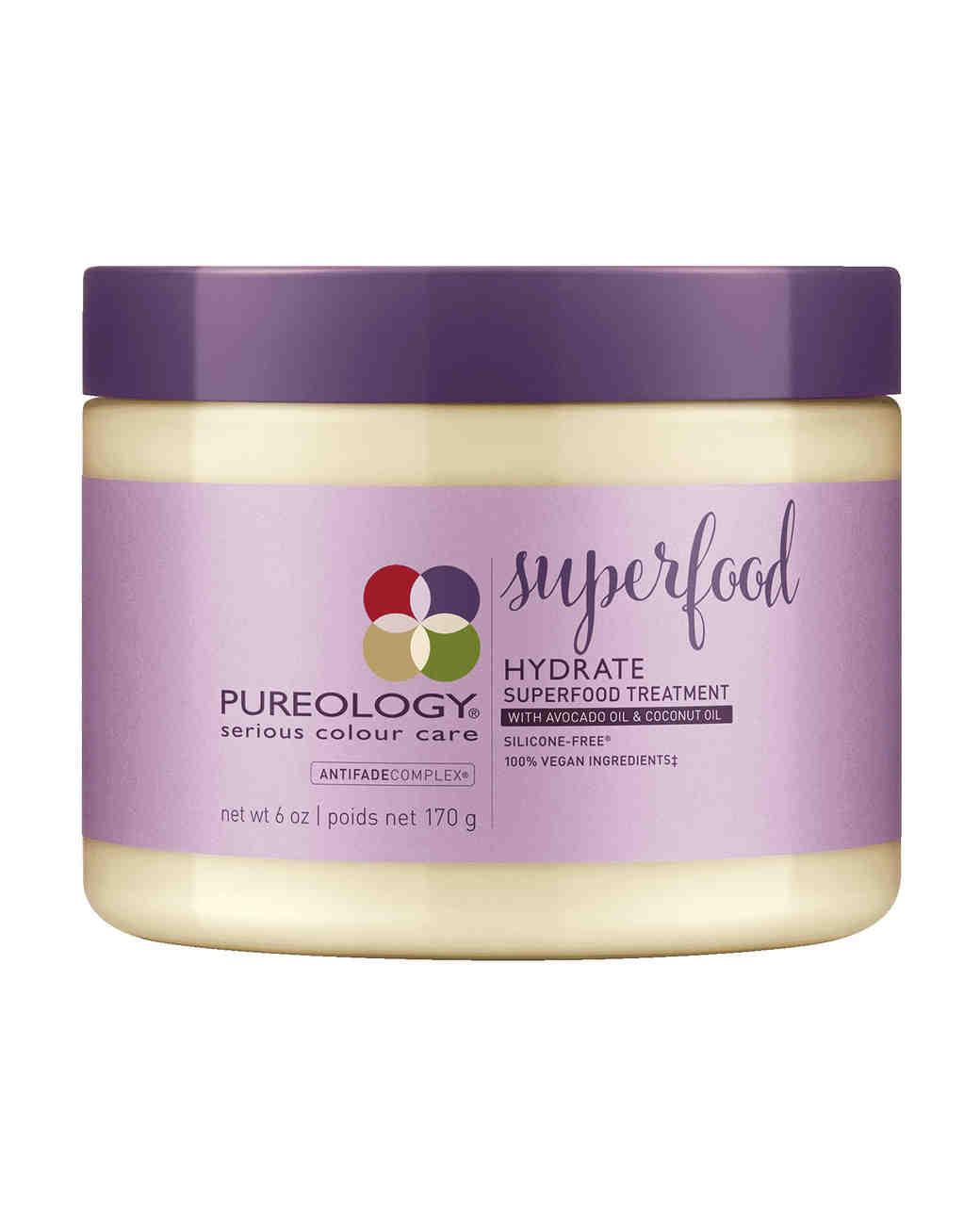 hydrating hair masks pureology