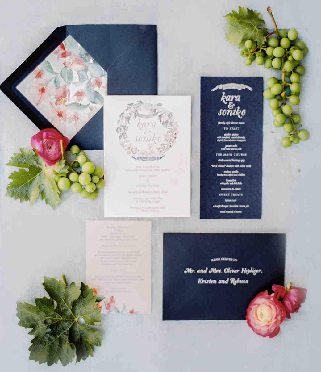 Wedding Invites Without Pas Names Gallery