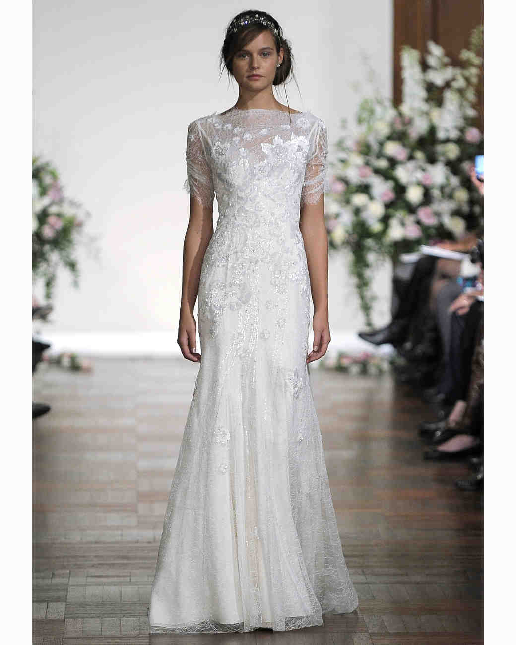 Jenny packham fall 2013 collection martha stewart weddings junglespirit