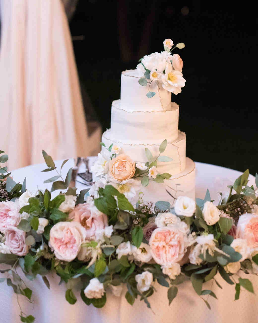 jessica brian wedding cake