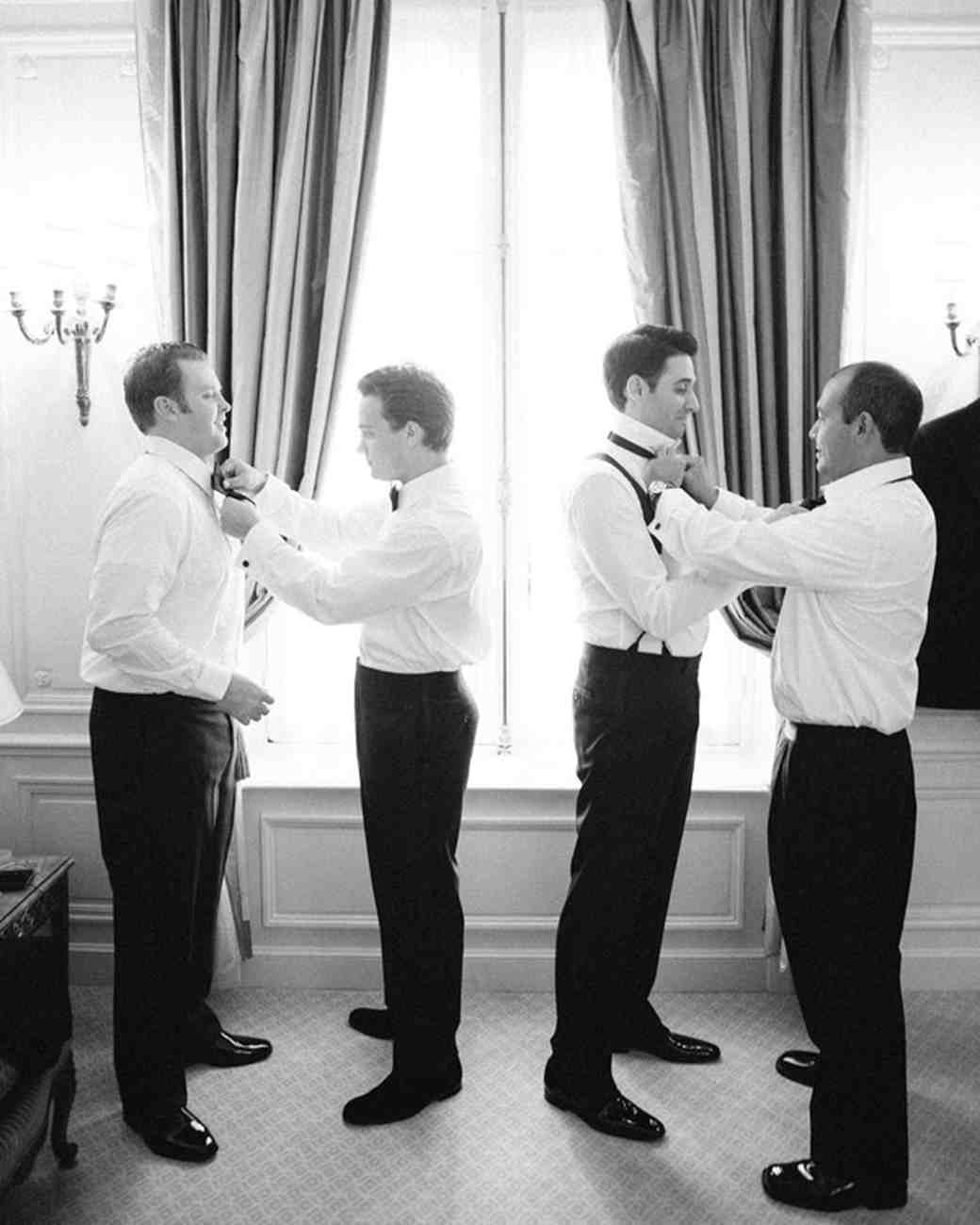 A Gent S Guide On How To Tie For The Wedding Day