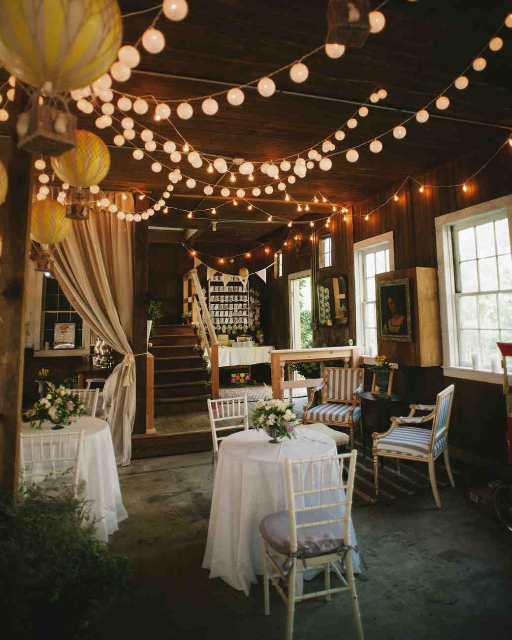 Barn Style Wedding In Ma: A Vintage-Inspired Barn Wedding Woodstock, Connecticut