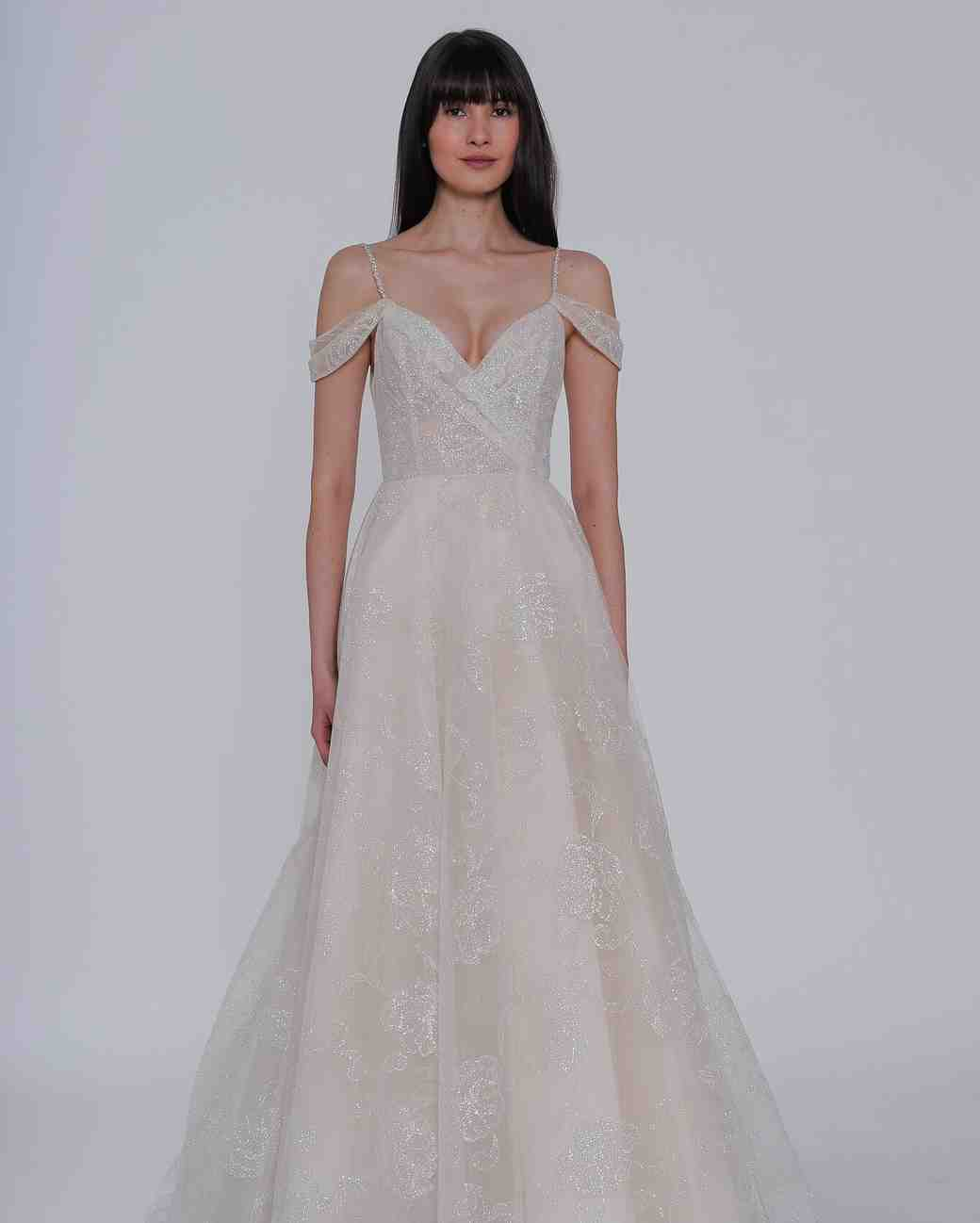 "lazaro ""emma"" wedding dress spring 2019"