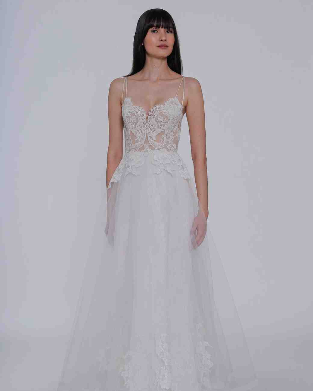 "lazaro ""estelle"" wedding dress spring 2019"