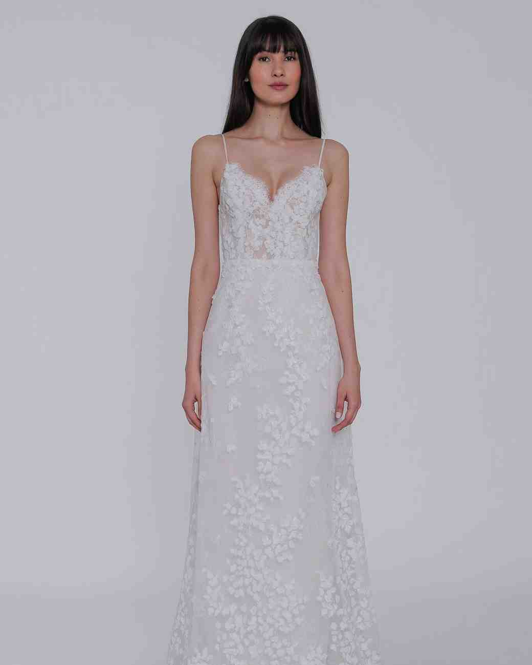 "lazaro ""milena"" wedding dress spring 2019"
