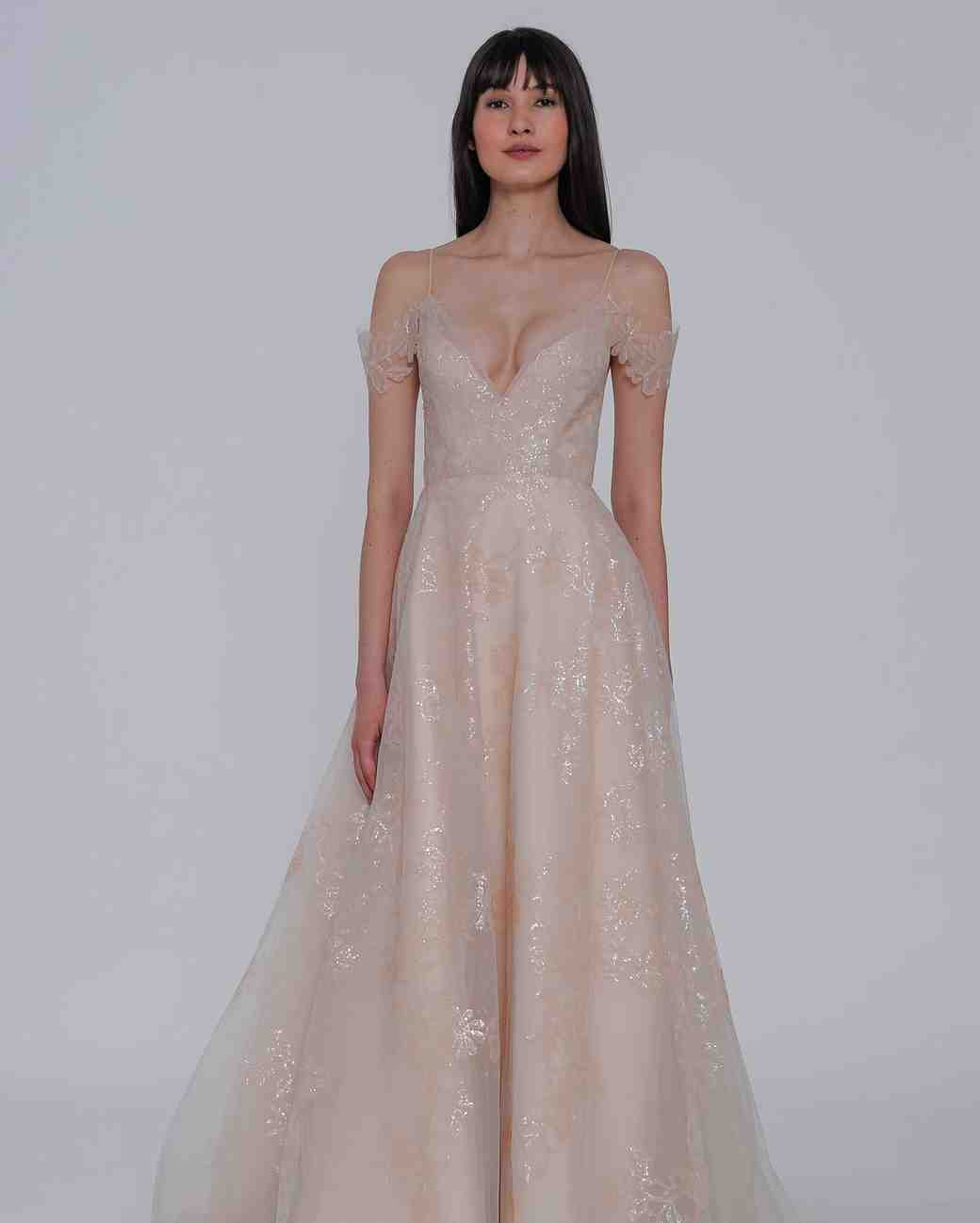 "lazaro ""natalia"" wedding dress spring 2019"