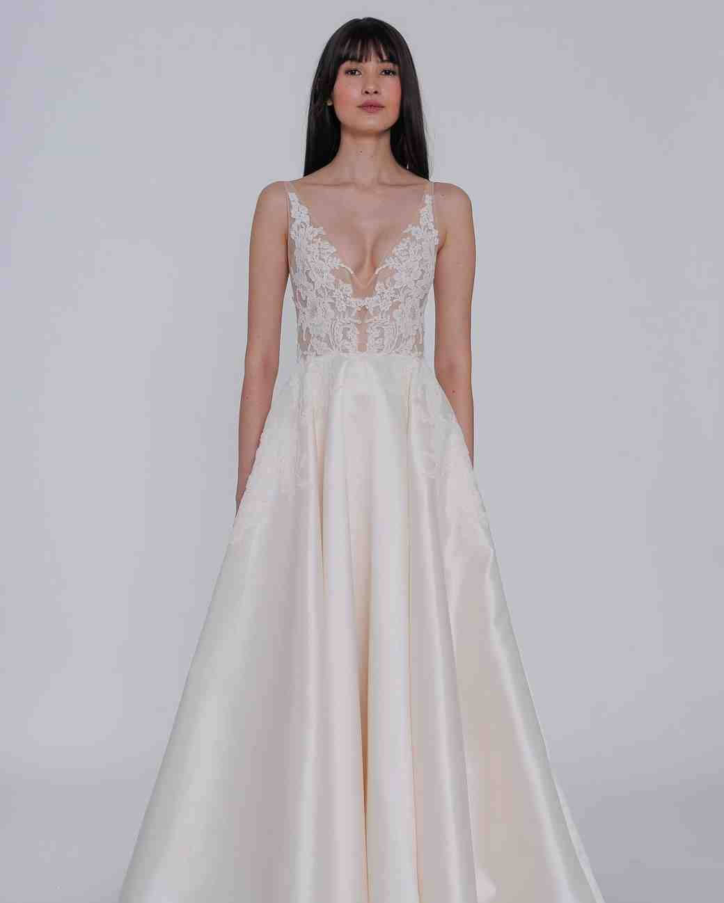 "lazaro ""rufina"" wedding dress spring 2019"