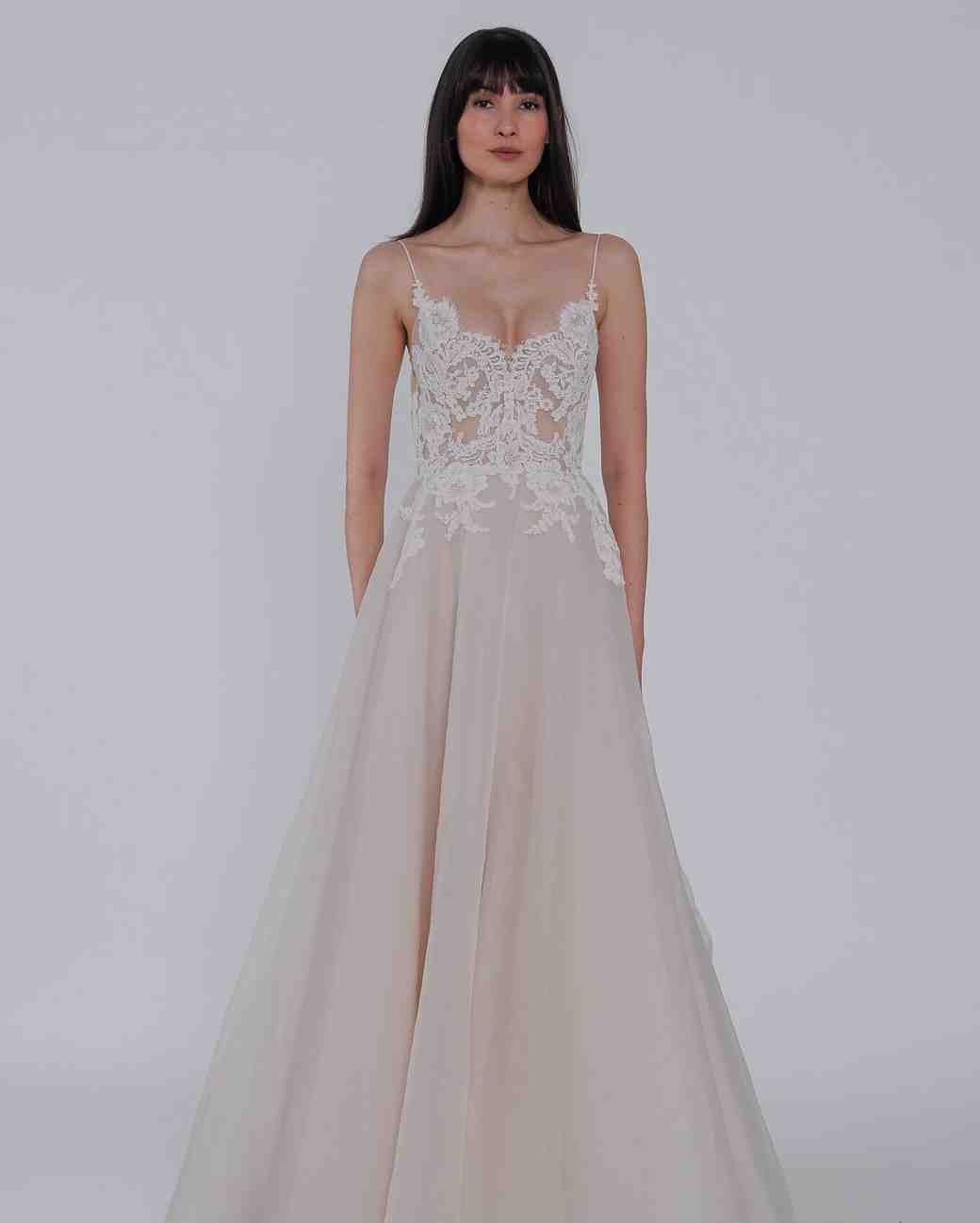 "lazaro ""vanessa"" wedding dress spring 2019"