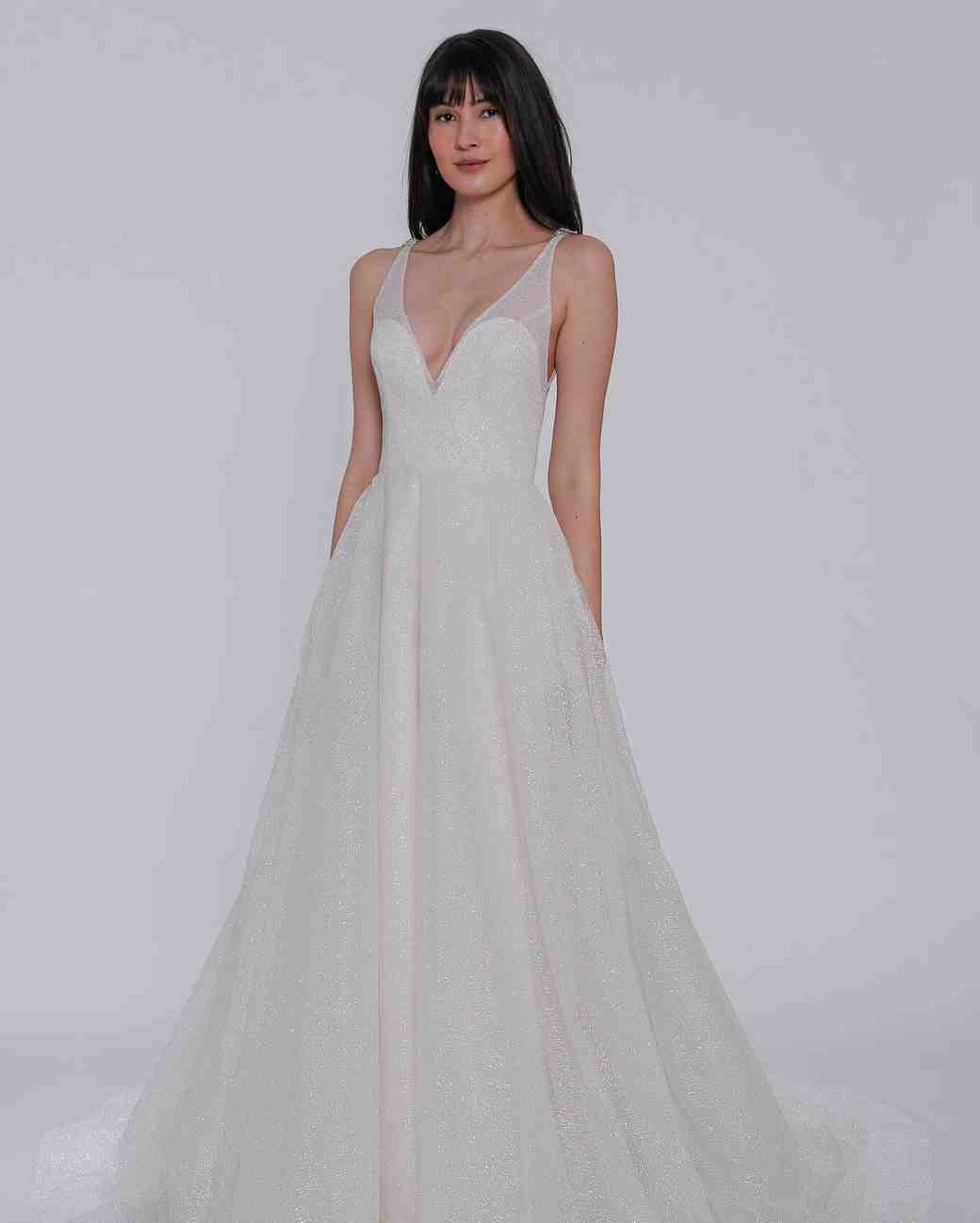 "lazaro ""yesi"" wedding dress spring 2019"