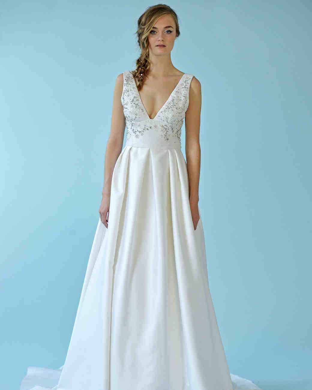 Lela Rose Fall 2015 Bridal Show | Martha Stewart Weddings