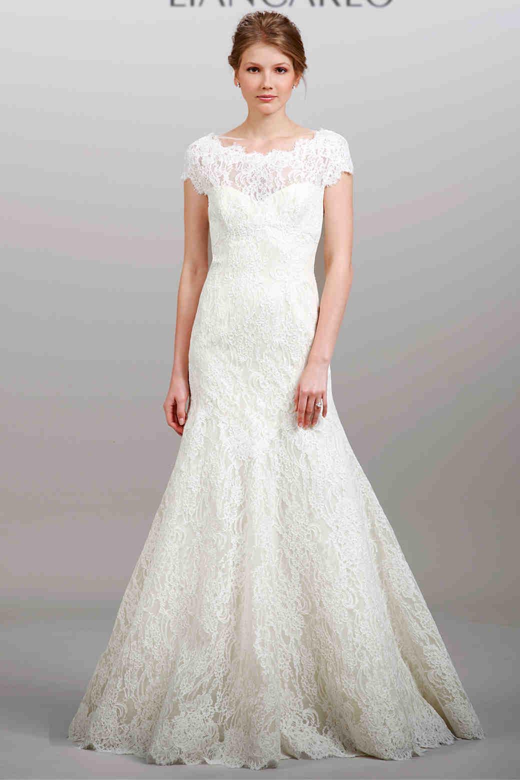 Illusion wedding dresses spring 2014 martha stewart weddings the illusionists junglespirit Images