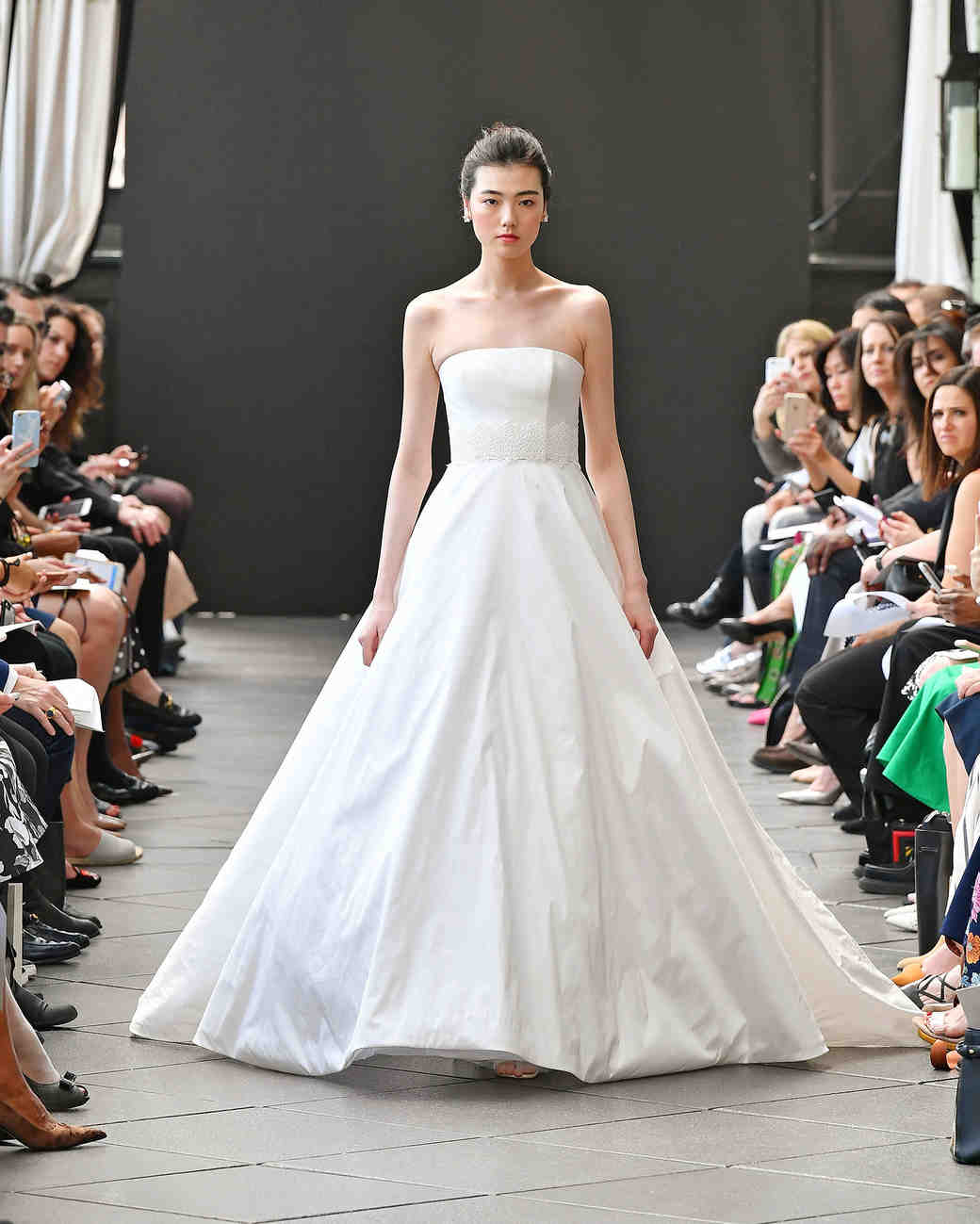 Nouvelle Amsale Spring 2019 Wedding Dress Collection