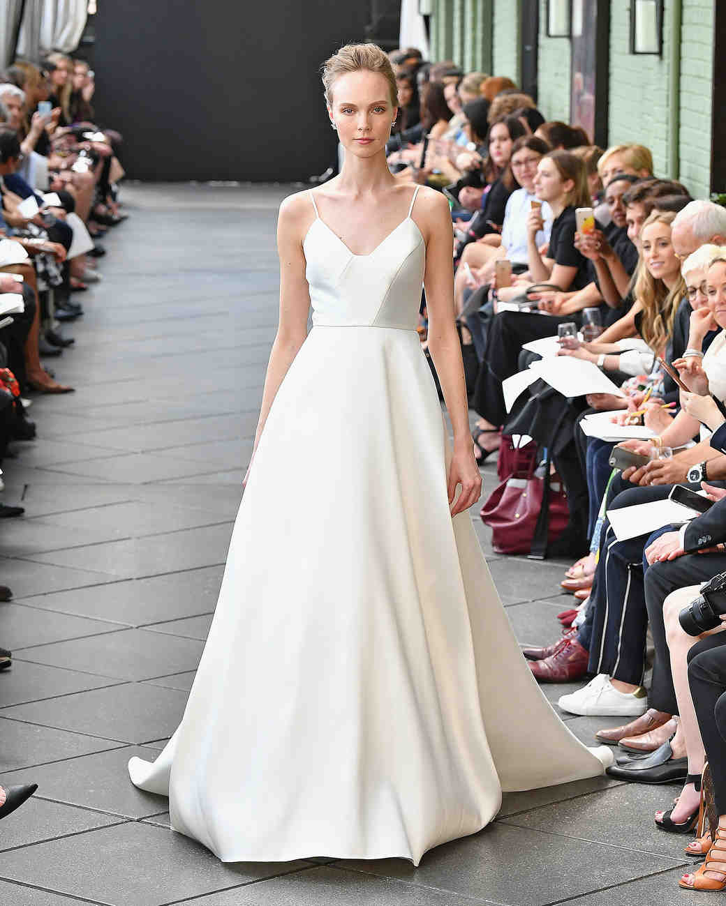 Amsale Wedding Dress: Nouvelle Amsale Spring 2019 Wedding Dress Collection