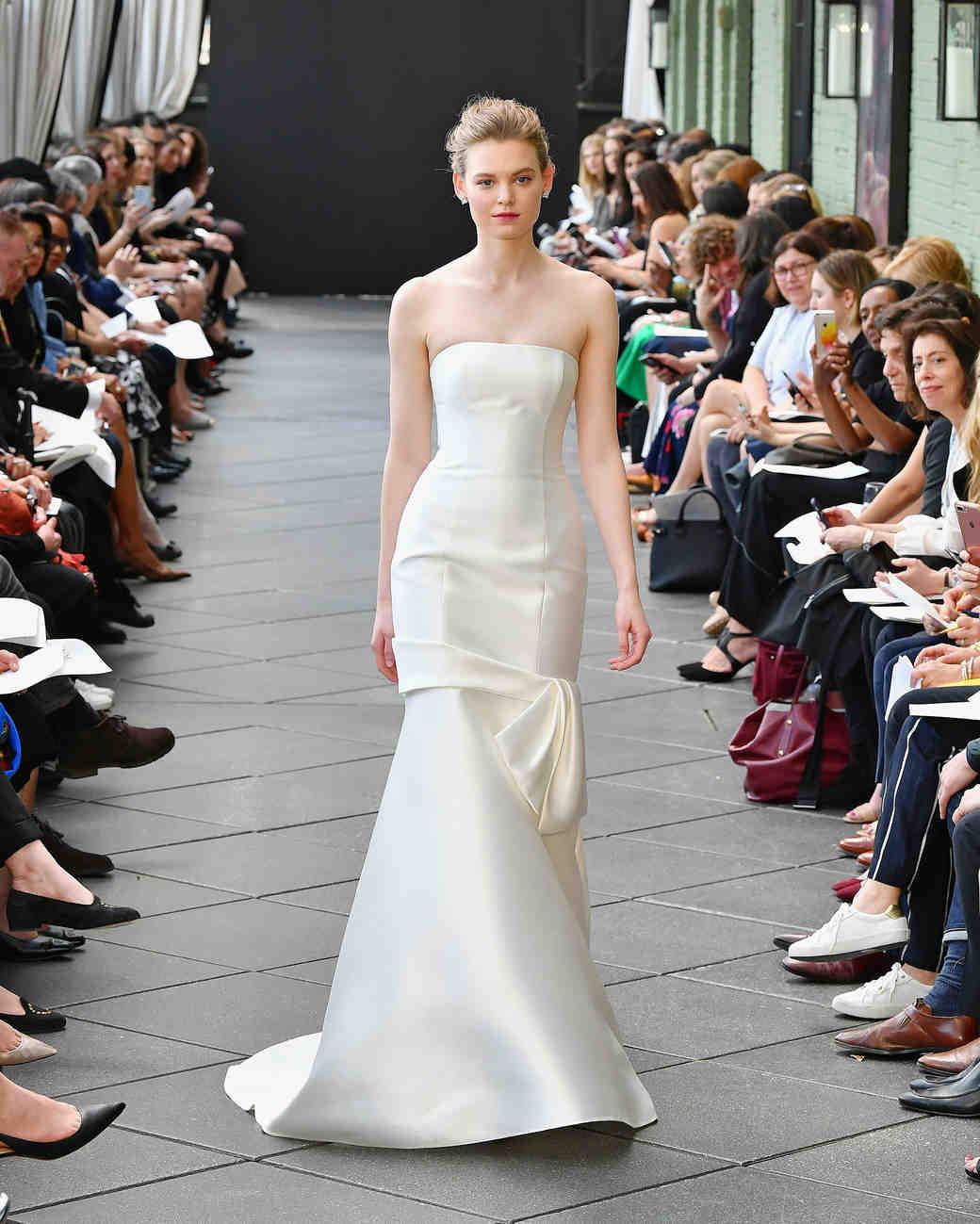 nouvelle amsale wedding dress spring 2019 off-the-shoulder mermaid