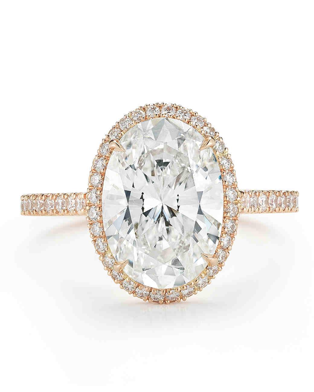 Glossary of Engagement and Wedding Ring Settings Martha Stewart