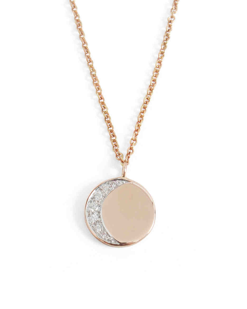 moonphase necklace