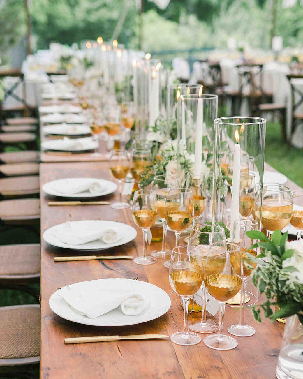 pillar paul wedding tables