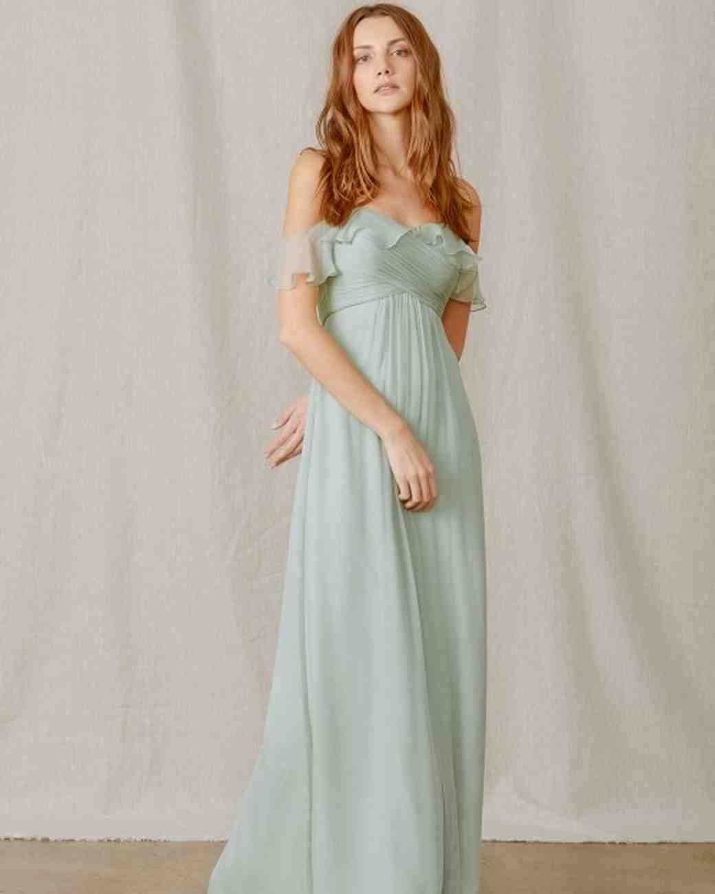 8f40b9e252a The Coolest Silk Bridesmaids  Dresses
